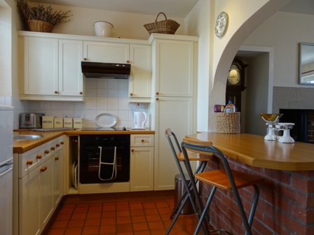 Berwick upon Tweed self catering holiday cottage